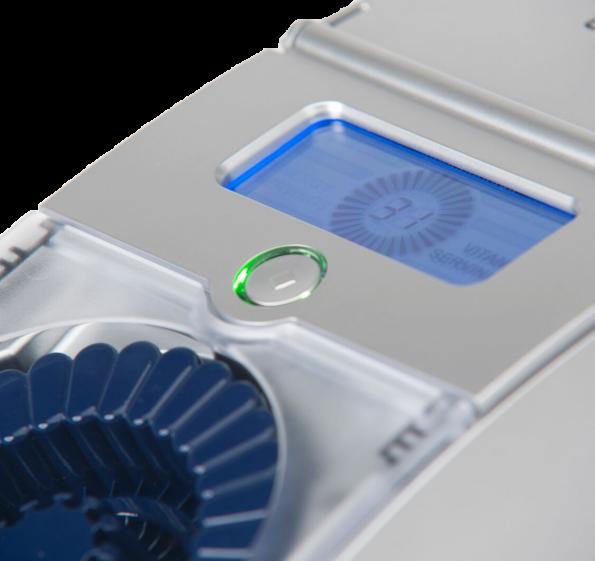 Tespo Dispenser LCD Screen