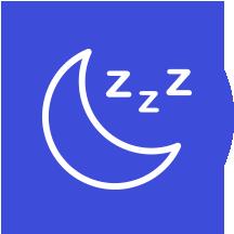 Increases Deep Sleep*