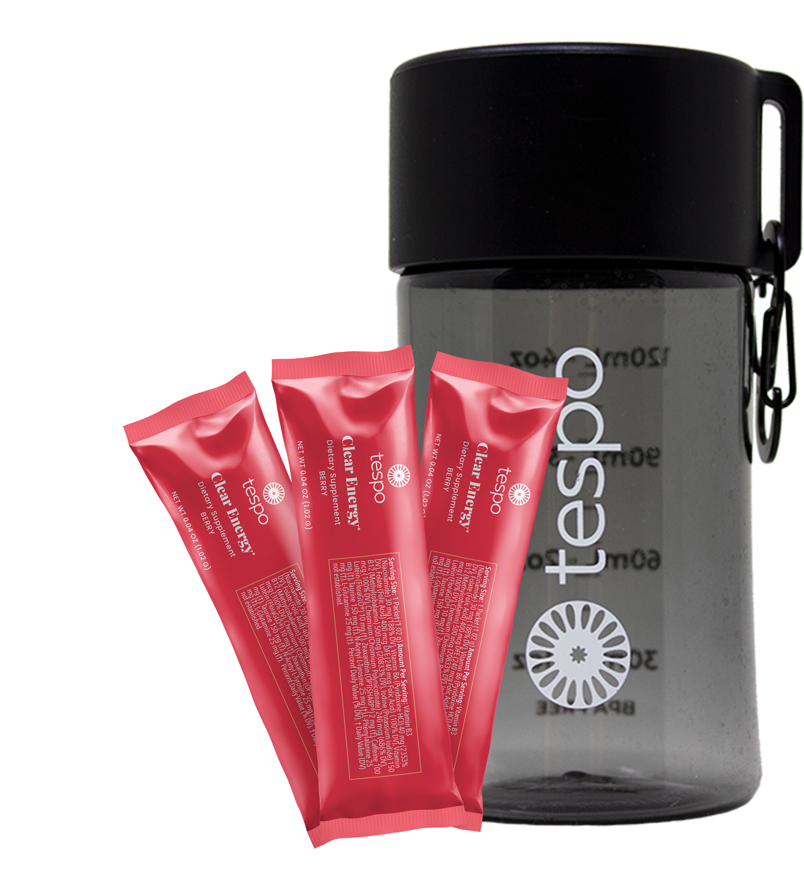 "Featured image for ""Clear Energy* Stick Packs & Go Bottle"""