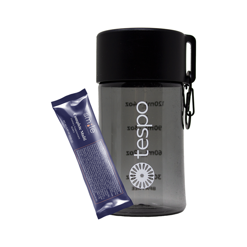 """Featured image for """"3 Day Sample Pack Smile Bariatric Complete & Tespo Go Bottle"""""""