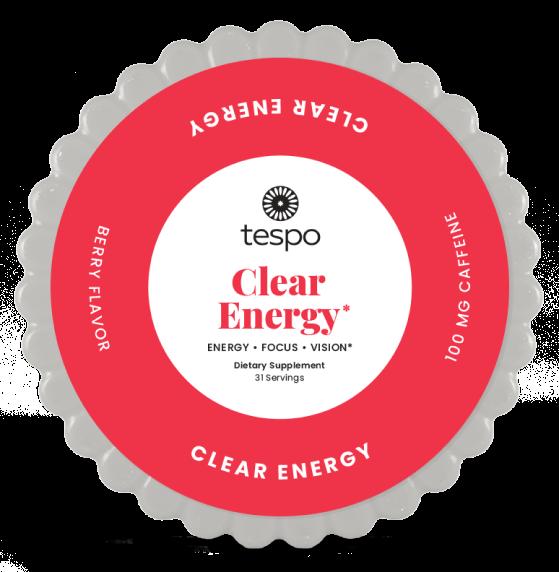 Tespo® Clear Energy* Multivitamin Pod